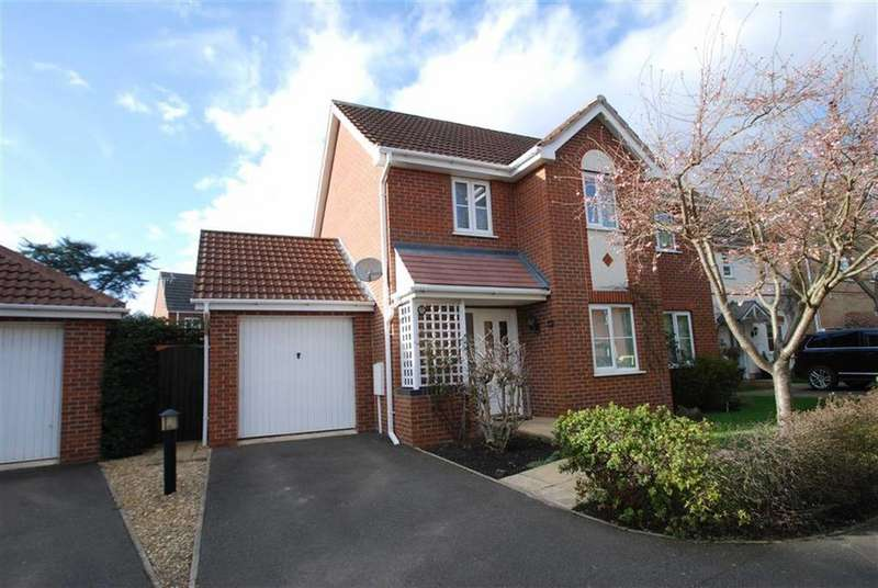 3 Bedrooms Detached House for sale in Thomas Middlecott Drive, Kirton, Boston