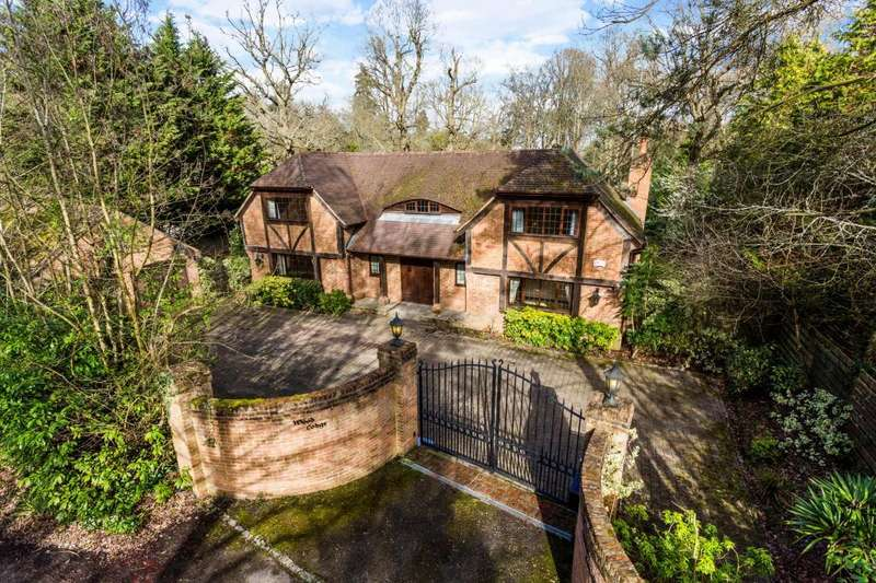 4 Bedrooms Detached House for sale in Westwood Road, Windlesham