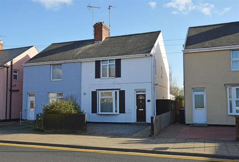 3 Bedrooms Semi Detached House for sale in Church Street, Werrington, Peterborough