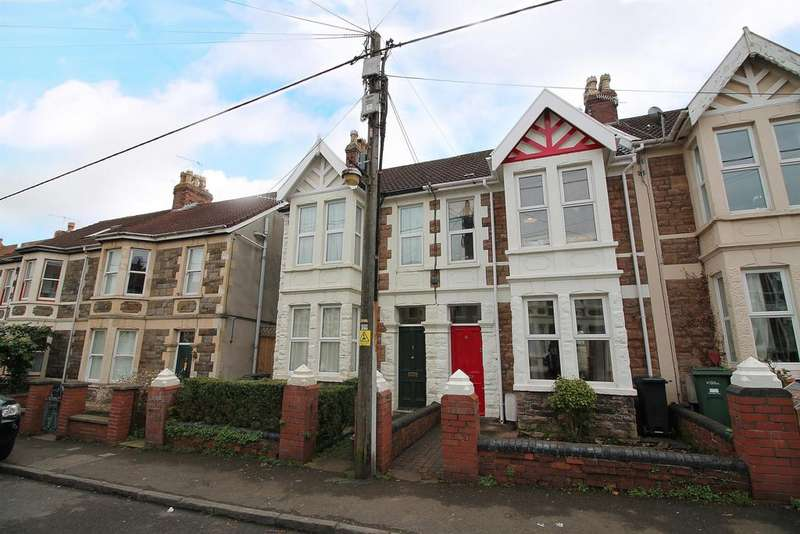 3 Bedrooms Terraced House for sale in Church Path Road, Pill, North Somerset, BS20 0EE