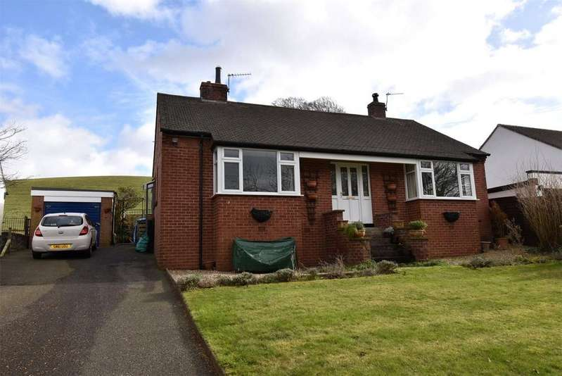 2 Bedrooms Bungalow for sale in Westwynd, Tree Gardens, Brampton, Cumbria