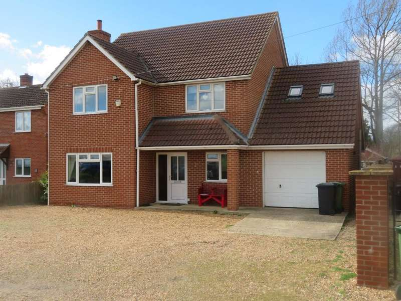 4 Bedrooms Detached House for sale in Bull Bridge, Upwell, Wisbech, Cambs, PE14 9HG