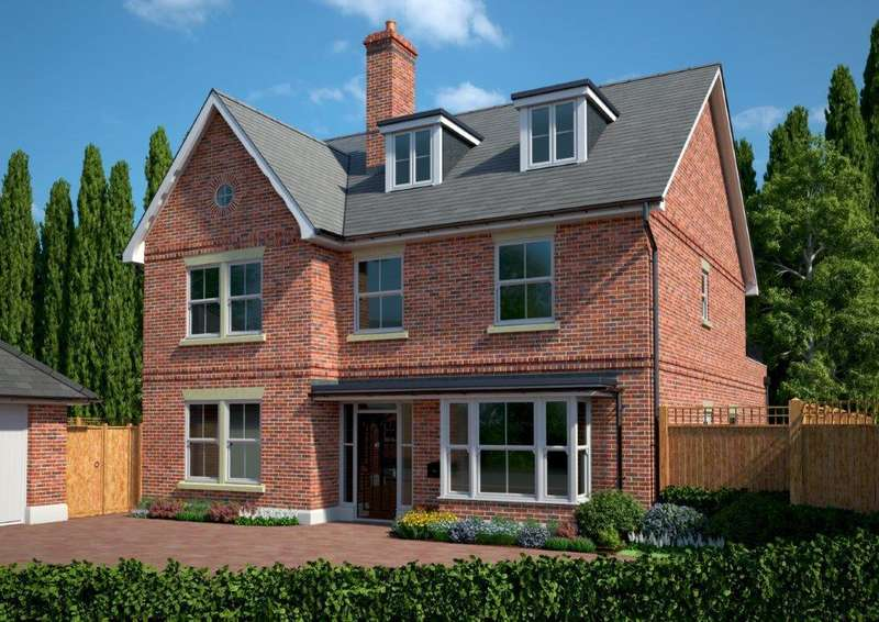 5 Bedrooms Detached House for sale in The Street, Worth