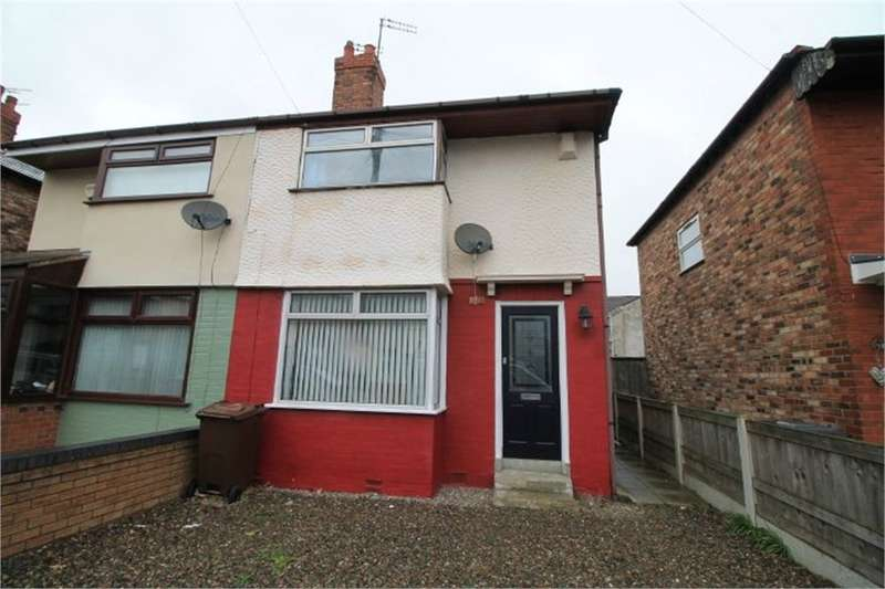 2 Bedrooms Semi Detached House for sale in Parker Avenue, Seaforth, LIVERPOOL, Merseyside