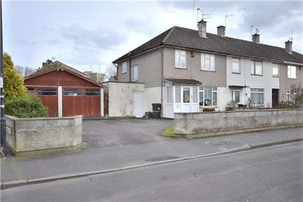 3 Bedrooms Semi Detached House for sale in Marmion Crescent, BRISTOL, BS10 7PA