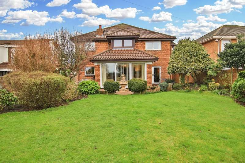 5 Bedrooms Detached House for sale in West Road, Nottage, Porthcawl