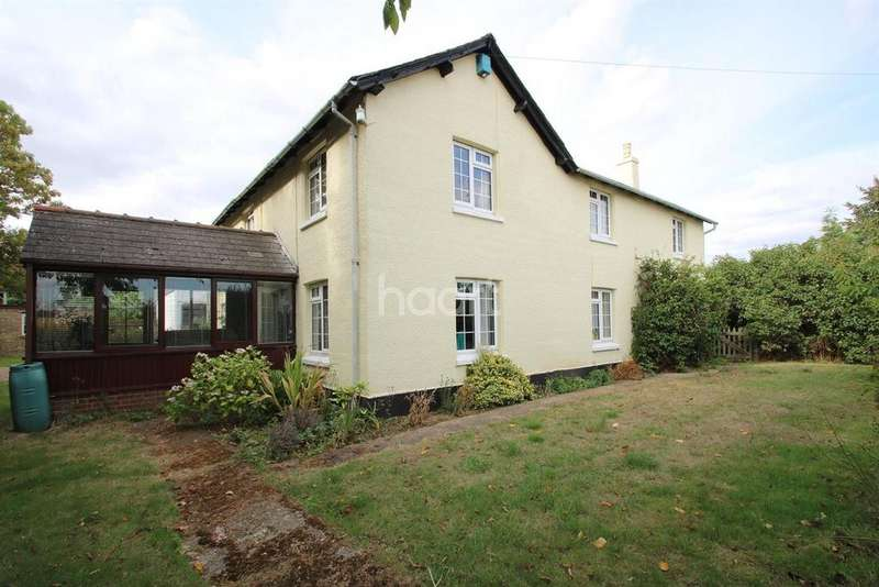 4 Bedrooms Farm House Character Property for sale in Dottrell Hall Farm, Newmarket Road, Heydon