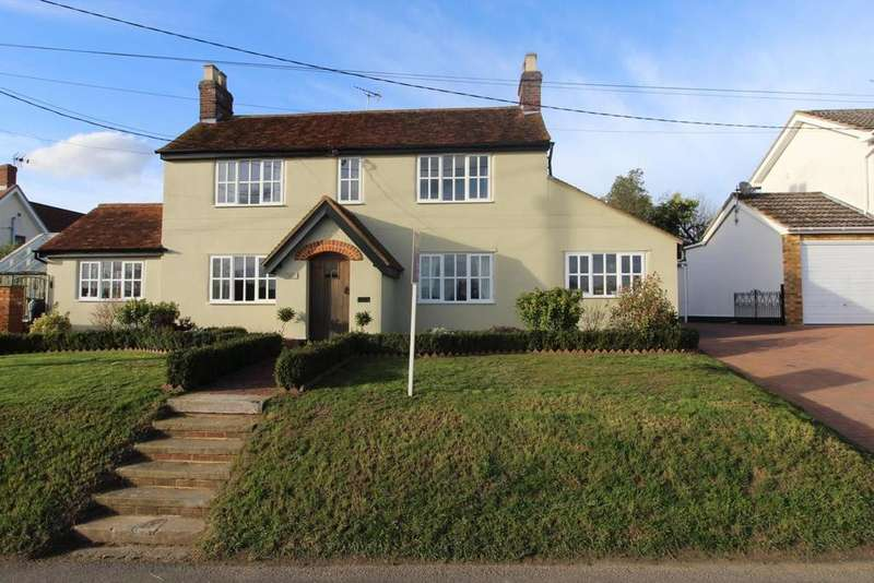 5 Bedrooms Detached House for sale in Nounsley Road, Hatfield Peverel, Chelmsford, CM3
