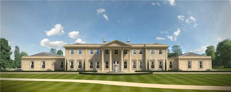 5 Bedrooms Plot Commercial for sale in Wentworth Drive, Wentworth, Virginia Water, Surrey, GU25
