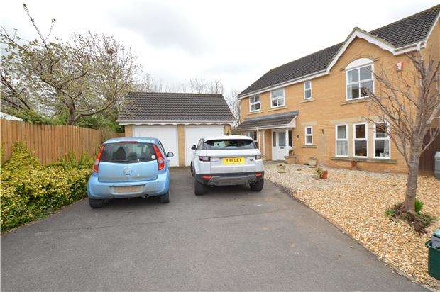 4 Bedrooms Detached House for sale in Corbett Close, Yate, BRISTOL, BS37 7BA