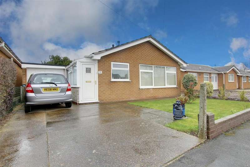2 Bedrooms Detached Bungalow for sale in Ivel Close, Mablethorpe