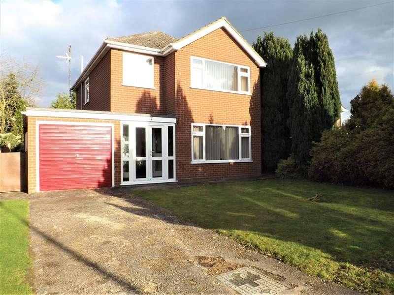 3 Bedrooms Detached House for sale in Hatt Close, Moulton