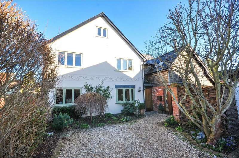 5 Bedrooms Semi Detached House for sale in Bentfield Road, Stansted Mountfitchet, Essex, CM24