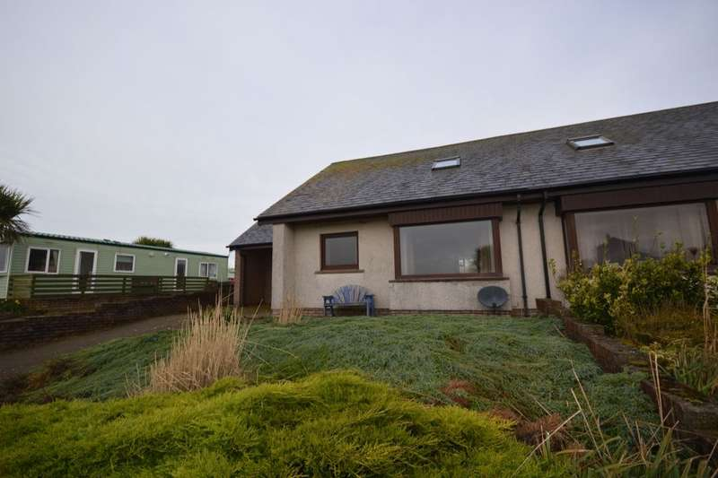 2 Bedrooms Detached Bungalow for sale in Tarnside, Braystones, Beckermet, CA21