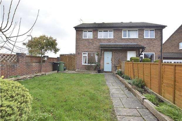 3 Bedrooms Semi Detached House for sale in Ludlow Close, Willsbridge, BS30 6EA