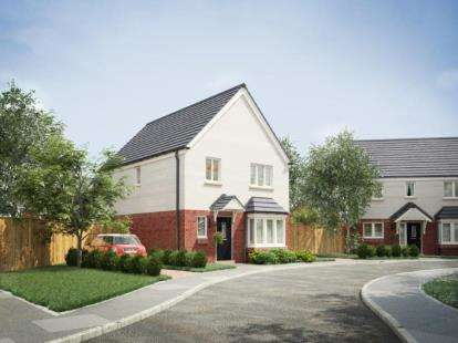 4 Bedrooms Detached House for sale in Sweet Briary, Hall Park Street, Ettingshall, Wolverhampton