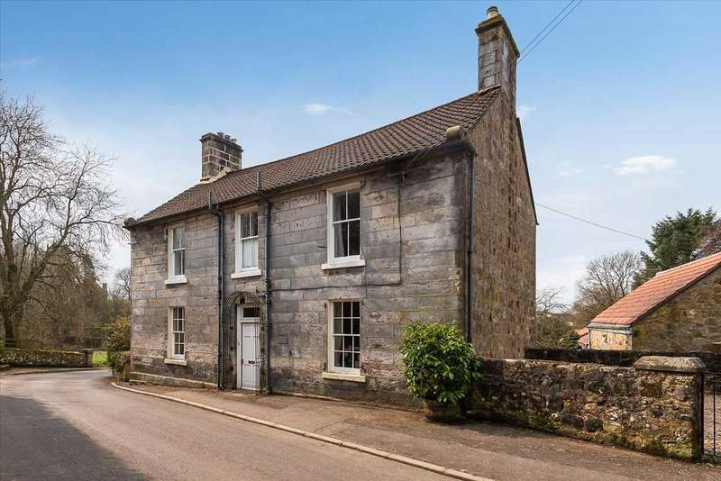 5 Bedrooms Detached House for sale in Gateside House & Gateside Cottage, 19 Bridge Street, Saline