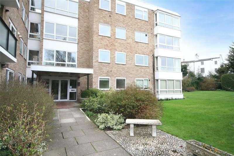 2 Bedrooms Apartment Flat for sale in Queens Court, Queens Road, Cheltenham, GL50