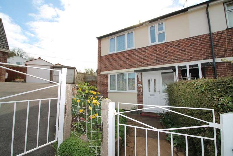 3 Bedrooms End Of Terrace House for sale in Overhill, Pill, North Somerset, BS20 0JZ
