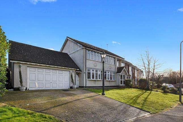 6 Bedrooms End Of Terrace House for sale in Wingrave Crescent, Brentwood, Essex