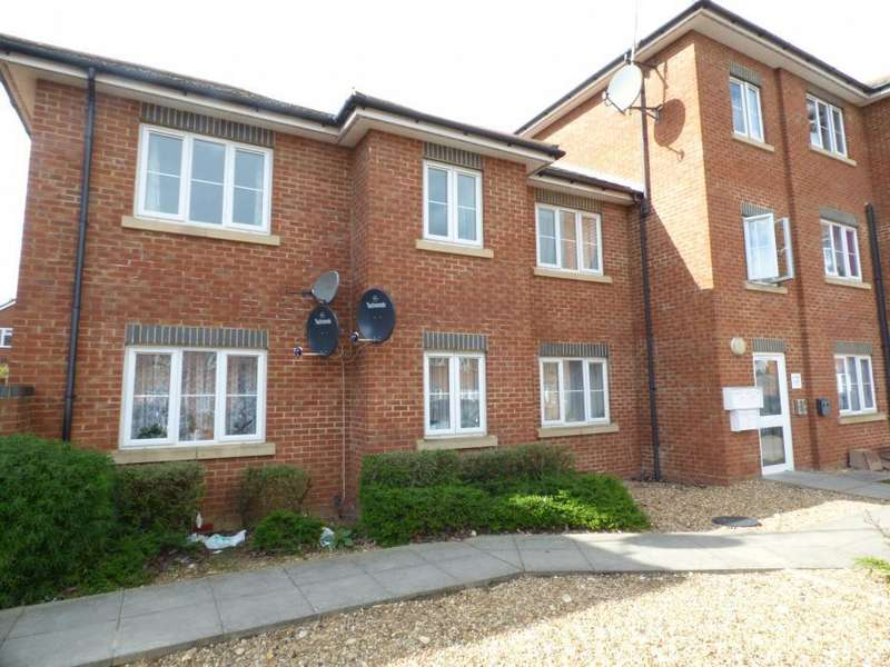 2 Bedrooms Flat for sale in Kempston, Beds, MK42 8LL