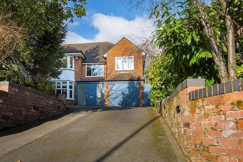 4 Bedrooms Semi Detached House for sale in St. James Road, Edgbaston