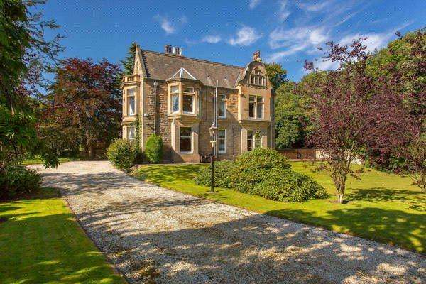 5 Bedrooms Detached House for sale in Dunallan House, Ancrum Road, Eskbank, Midlothian