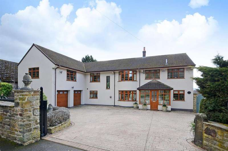 5 Bedrooms Detached House for sale in Town End, Apperknowle, Dronfield