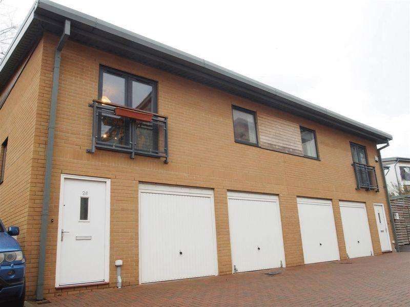 1 Bedroom Apartment Flat for sale in Weavers Mill Close, Bristol