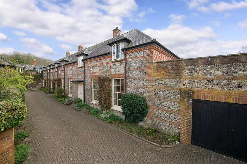 4 Bedrooms Semi Detached House for sale in Preshaw, Hampshire, SO32