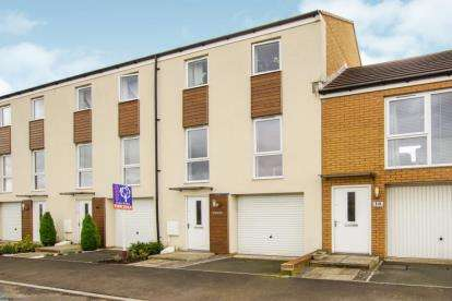 Semi Detached House for sale in Over Drive, Patchway, Bristol, Gloucestershire