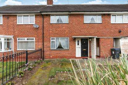 3 Bedrooms Terraced House for sale in Galloway Avenue, Bucklands End, Birmingham, West Midlands