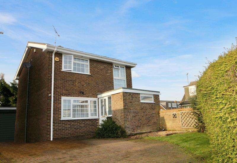 3 Bedrooms Detached House for sale in Green Lane, Kensworth