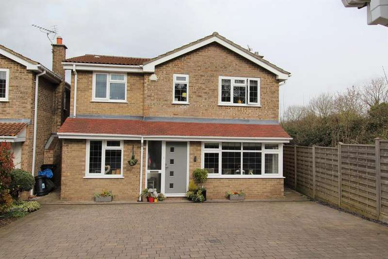 4 Bedrooms Detached House for sale in The Witheys, Whitchurch , Bristol, BS14 0QB