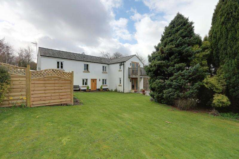 3 Bedrooms Detached House for sale in with 2 Bedroom Holiday Cottage, Hillersland, Coleford, Gloucestershire. GL16 7NY