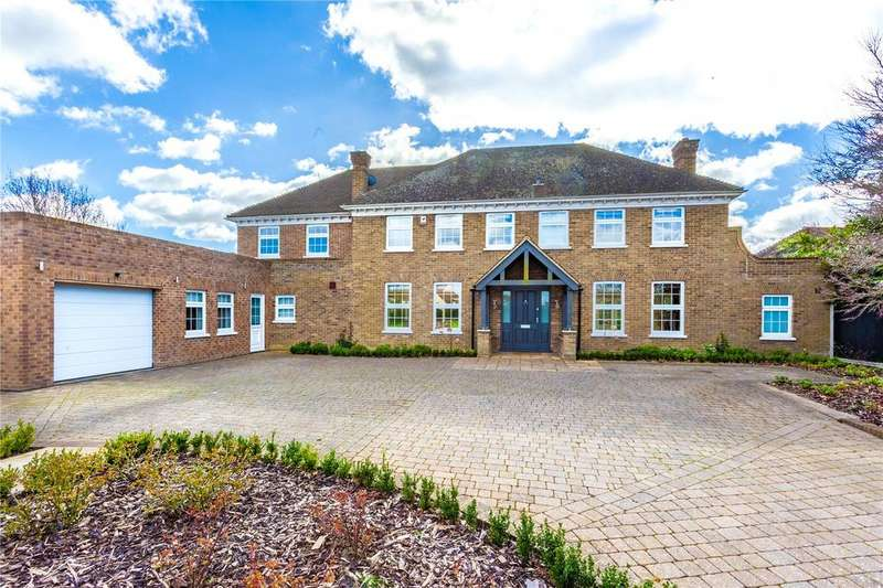 5 Bedrooms Detached House for sale in Colam Lane, Little Baddow, Chelmsford, CM3