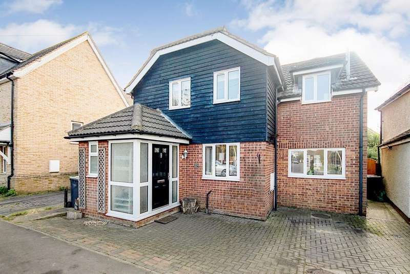 3 Bedrooms Detached House for sale in High Street, Meppershall, SG17