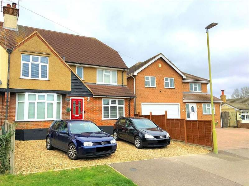 4 Bedrooms Semi Detached House for sale in Trowley Rise, Abbots Langley, Hertfordshire, WD5