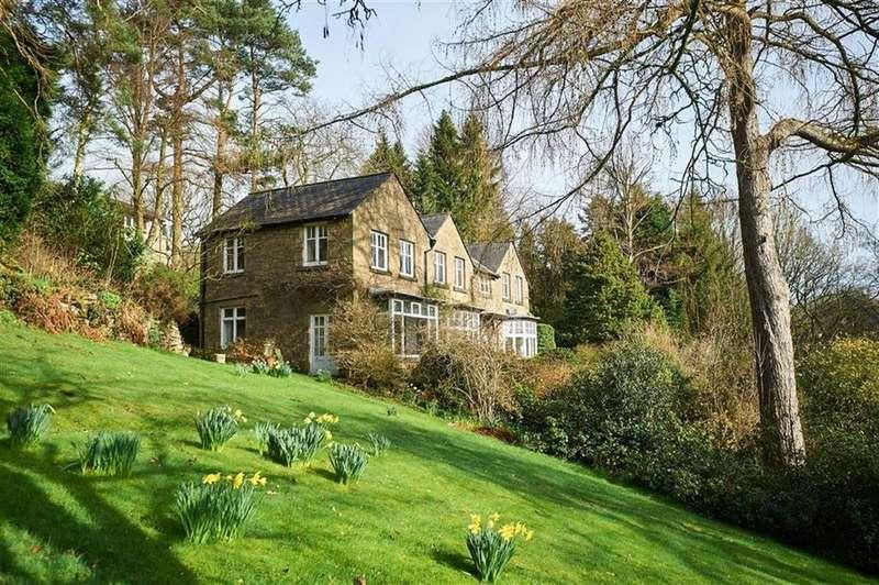 4 Bedrooms Detached House for sale in Reservoir Road, Whaley Bridge, High Peak, Derbyshire