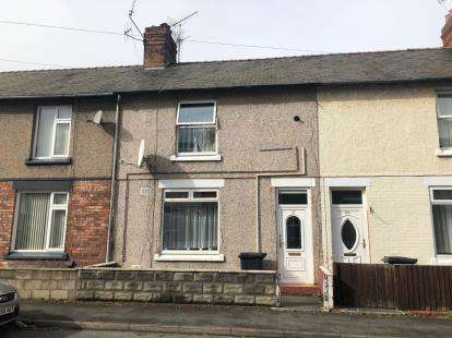 3 Bedrooms Terraced House for sale in Henry Taylor Street, Flint, Flintshire, North Wales, CH6