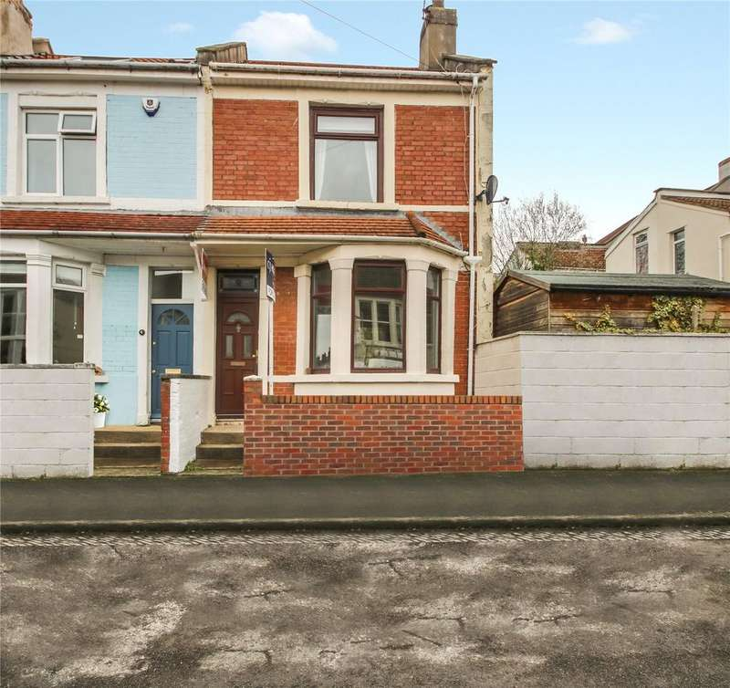 3 Bedrooms End Of Terrace House for sale in Friezewood Road, Ashton, Bristol, BS3