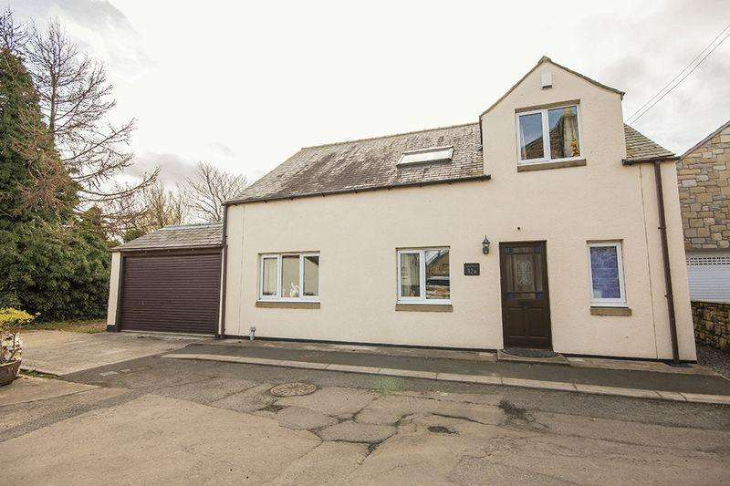 3 Bedrooms Detached House for sale in High Street, Belford