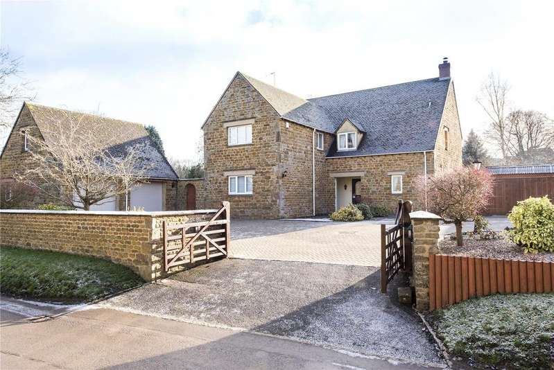 5 Bedrooms Detached House for sale in Lower Street, Barford St. Michael, Banbury, Oxfordshire, OX15