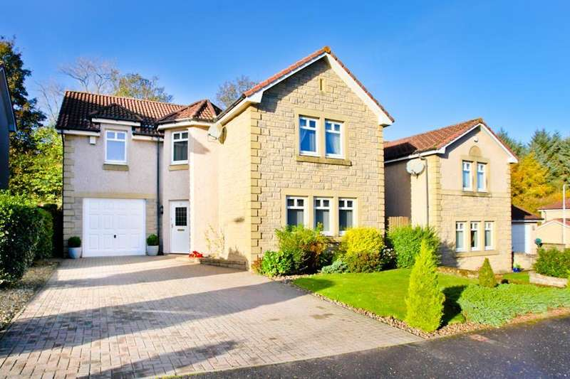 5 Bedrooms Detached House for sale in Beechwood Avenue, Glenrothes
