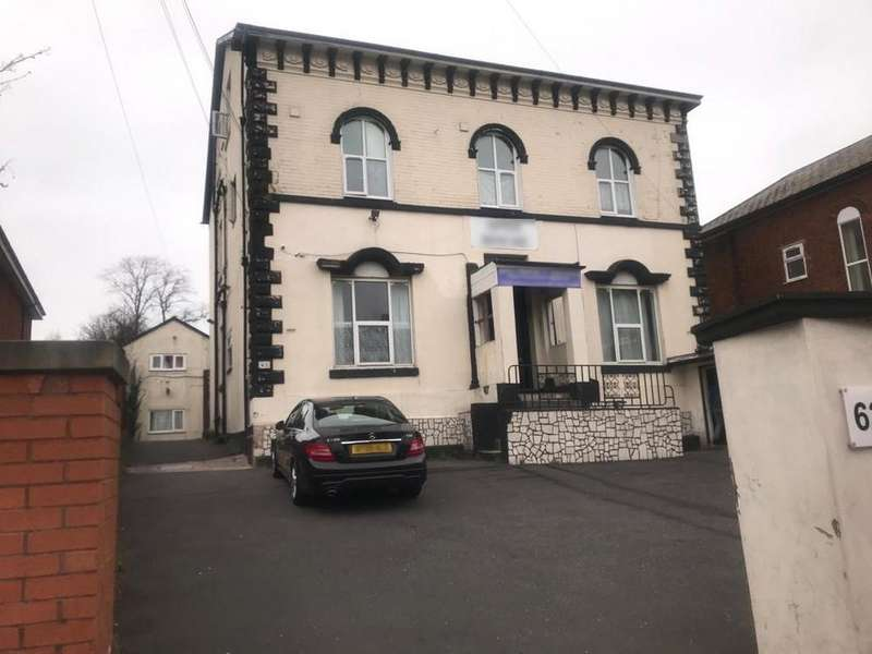 18 Bedrooms Flat for rent in Holyhead Road, Handsworth, 16 Self Contained Flats Complex (Company Let)