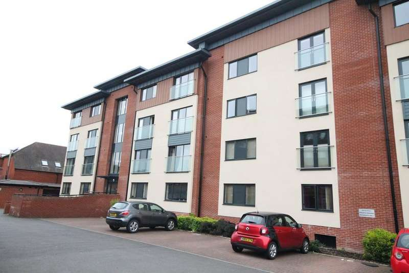 2 Bedrooms Apartment Flat for sale in West Street, Newbury, RG14