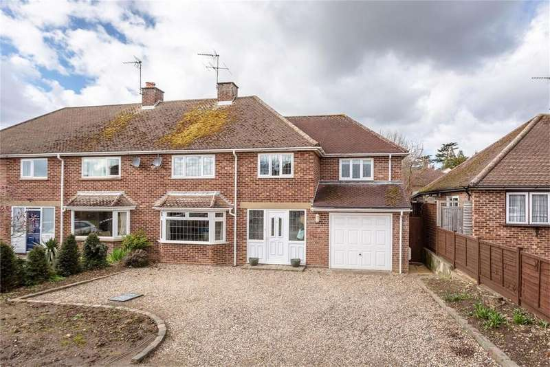 4 Bedrooms Semi Detached House for sale in St Johns Crescent, Stansted Mountfitchet, Essex