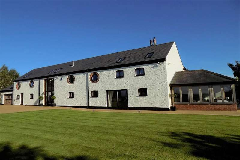 4 Bedrooms Barn Conversion Character Property for sale in 4 bedroom Barn Conversion in Appleton