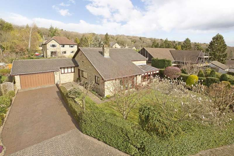 3 Bedrooms Detached Bungalow for sale in Low Close, Ilkley