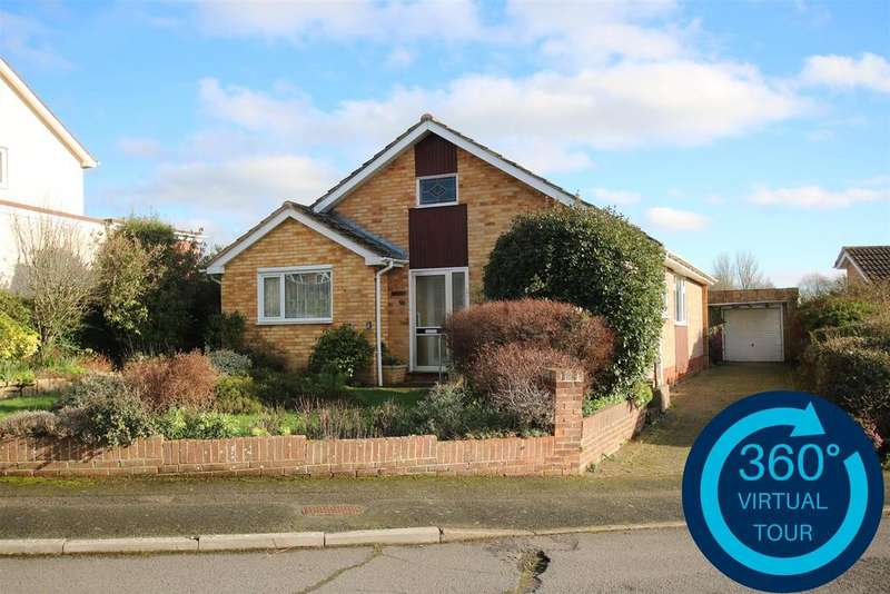 3 Bedrooms Detached Bungalow for sale in Exe Vale Road, Countess Wear, Exeter
